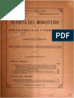 Zerda-Bayon - 1906 - Informe Del Jefe de La Expedición Científica Del Año 1905 a 1906