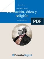 Evolucion, Ética y Religión