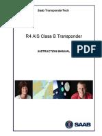 r4 Ais Class a Transponder-7000 100 850