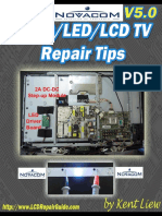 OLED LED TV Repair Tips