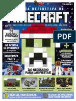 Guía Definitiva de Minecraft Número 3 - 2016