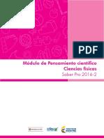 Guia de orientacion modulo pensamiento cientifico ciencias fisicas saber pro 2016 2.pdf