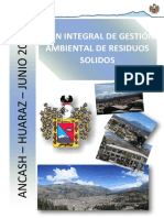PIGARS HUARAZ-PLAN DE GESTION DE AMBIENTAL DE RESIDUOS SOLIDOS.pdf