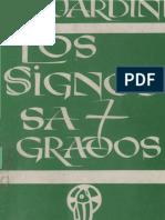 Romano Guardini Los Signos Sagrados Ele PDF