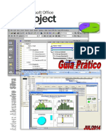 Guia Prático - Ms Project