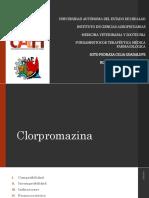 clorpromacina