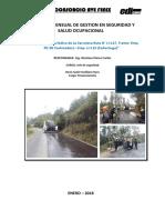 Informe SSO Cachicadan - ENERO