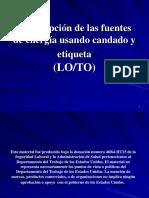 RIT LOTO (Spanish) OSHA Reviewed.pps