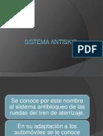 Sistema Antiskid Esxpo