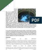 Geologia Agua Subterranea