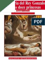 Erotica Louys, Pierre - La Historia Del Rey Gonzalo Y de Las Doce Princesas