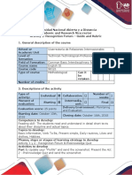 Activity Guide and Evaluation Rubric - Activity 1 - Recognition Forum
