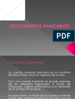 Documentos Bancarios