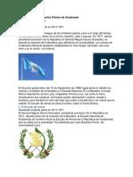 Historia de Los 7 Símbolos Patrios de Guatemala