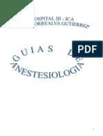 guia anestesiologia