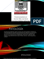 presentacion de diabetes melitus