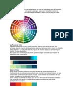 La Escogencia Del Color en Una Presentación