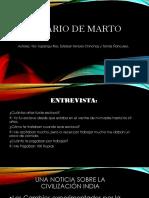 El Diario de marta.pptx