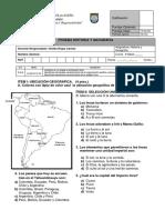 Prueba de Historia Los IncaS Docx