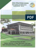 Rencana Strategis Bisnis RSUP Sanglah 2015 2019
