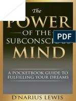 POWER OF THE SUBCONSCIOUS MIND