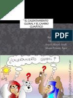 Calentamiento Global y Cambio Cliamtico