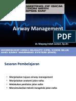 Final Bab 5 Airway Management