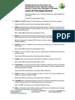 Glosario Psicologia-EnF II