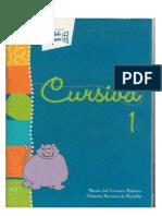 Cuadernillo de Cursiva