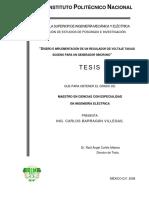 288225705 Diseno e Implementacion de Un Regulador de Voltaje Takagi Sugeno Para Un Generador Sincrono