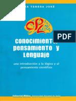 conocimiento pensamiento y lenguaje.pdf