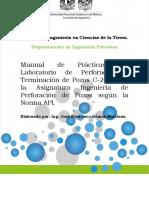 Manual práctico-teórico cementación.