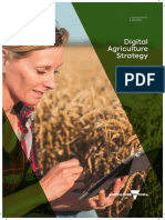 Digital Agriculture Strategy