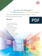 Reportes de Biología I B1