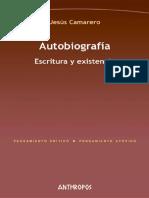 Autobiografia _ Escritura y Exi - Camarero, Jesus.original_pdf
