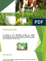 Producción de Leche en México