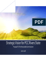 Strategic Vision for PCC Rivers State - June 2018.