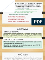 Proy Soci Material Particulado
