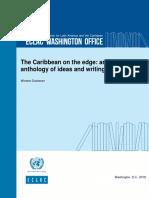The Caribbean on the e dge