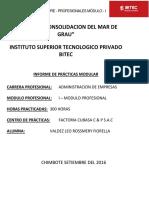 PRACTICAS CUBASA 2016