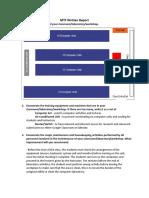 MTF Written Report Sample