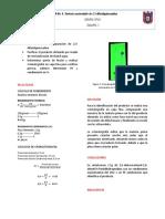 Síntesis de 2,3-difenilquinoxalina