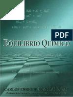 Equilibrio Quimico - Carlos Arce