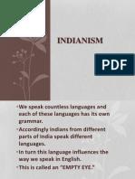 INDIANISM.pptx