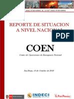 REPORTE DE SITUACION A NIVEL NACIONAL