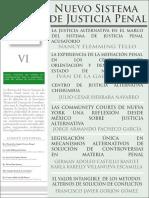 Revista Consejo de Coordinación para la Implementación del Sistema de Justicia Penal VI (NSJP).pdf