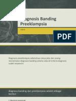Diagnosis Banding .pptx