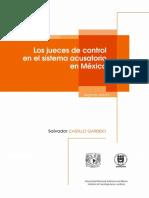 Los Jueces de Control en El Sistema Acusatorio en México - Salvador Castillo Garrido