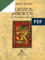 Buber, Martin. «Cuentos Jasídicos. Los primeros maestros»