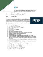 C073 Setting the DTX for Fiber Testing Jul-11